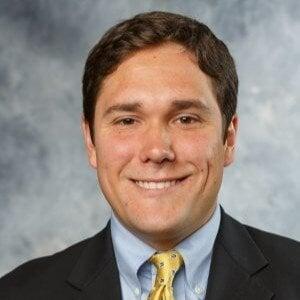 Mike Dean, VP of Finance