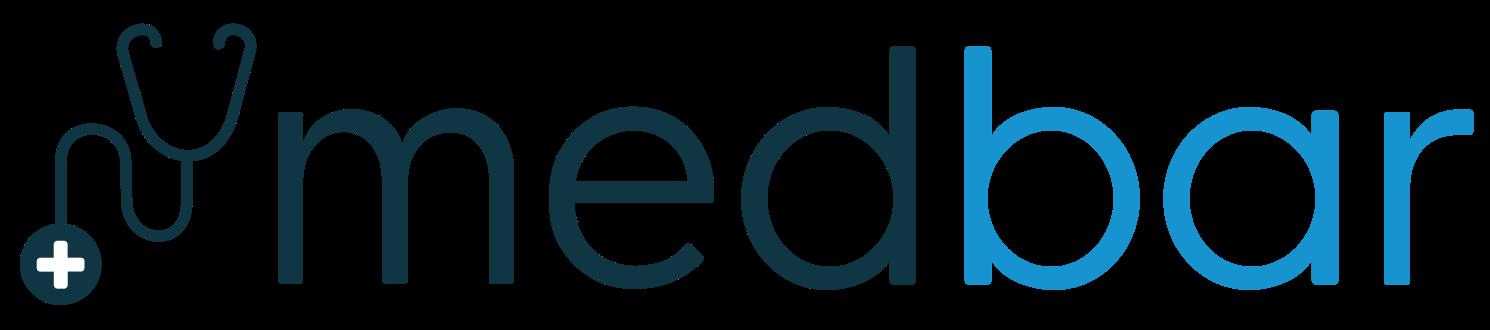 Medbar logo package file - both blues