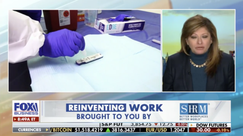 Medbar brings on-the-go COVID prevention clinics right to patients  Fox Business News  Mar. 3, 2021